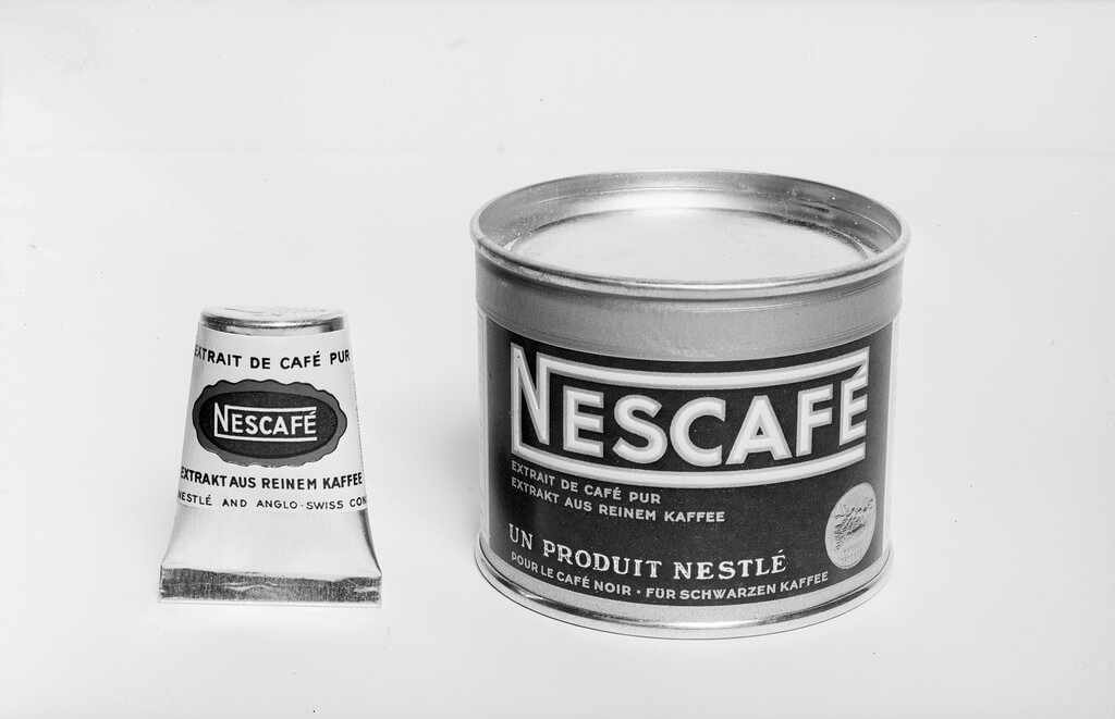 nescafe photo