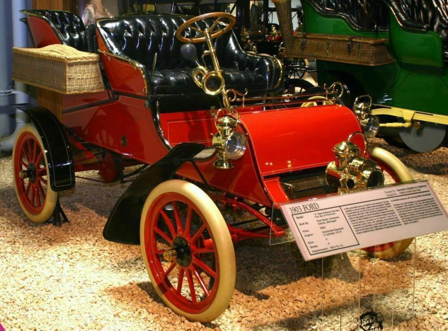 Ford A 1903