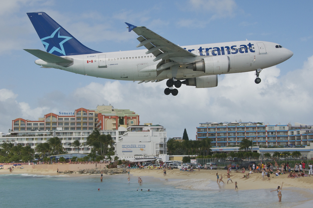 air transat photo