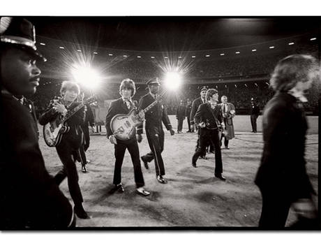 beatles candlestick park photo