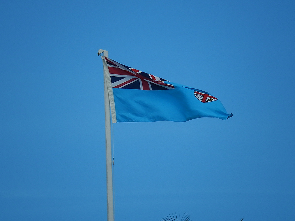 fidji flag photo