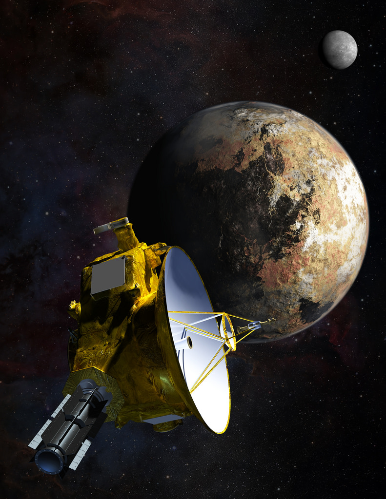 new horizons photo